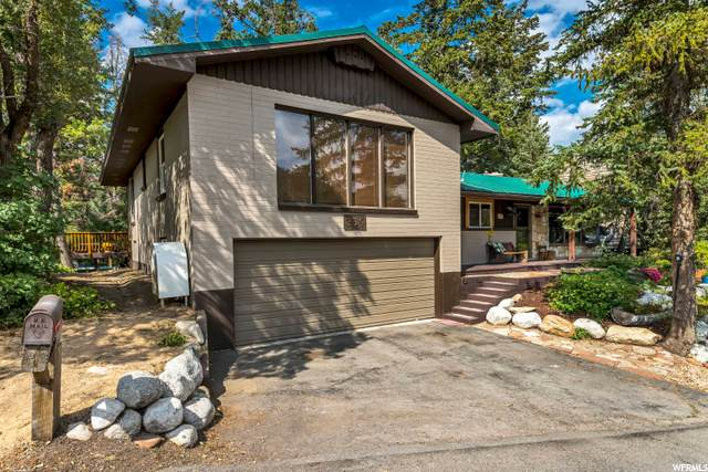 235 S Woodland Dr E, Park City, UT 84098 (#1697606) :: Big Key Real Estate