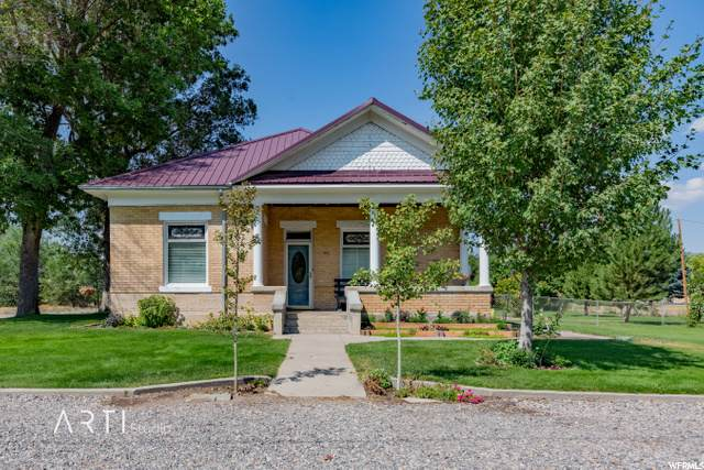 442 S Main St, Monroe, UT 84754 (#1697618) :: The Perry Group