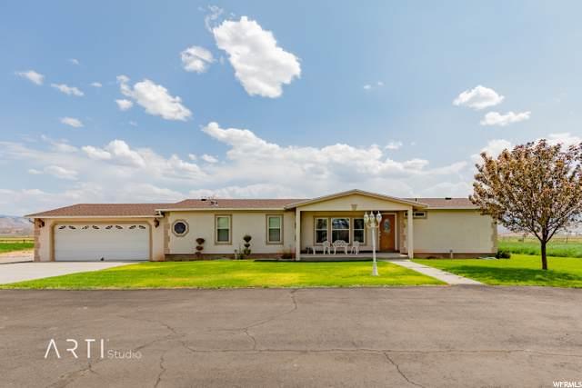 790 N Aurora Blvd, Aurora, UT 84620 (#1697622) :: Doxey Real Estate Group