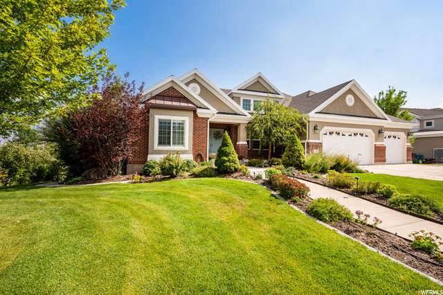 11642 N Sunset Hills Dr W, Highland, UT 84003 (#1697641) :: Colemere Realty Associates