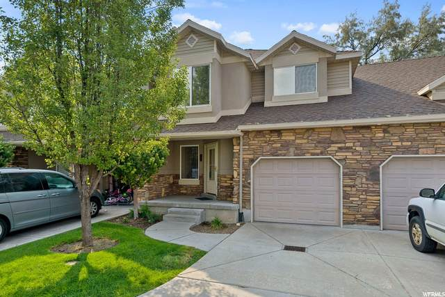 748 E Clearwater Ct, Layton, UT 84041 (#1697685) :: Colemere Realty Associates