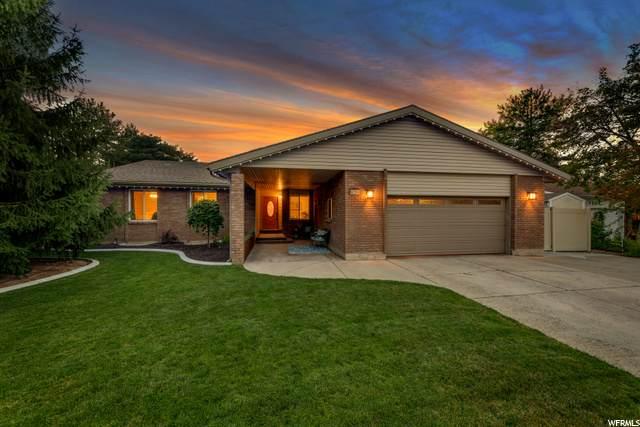 9290 S Alvey Ln E, Sandy, UT 84093 (#1697698) :: Big Key Real Estate