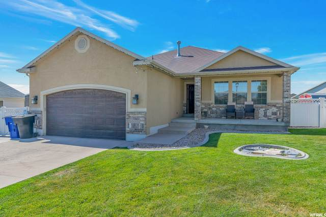 5565 W Rock Rose Cir, Salt Lake City, UT 84118 (MLS #1697702) :: Lookout Real Estate Group