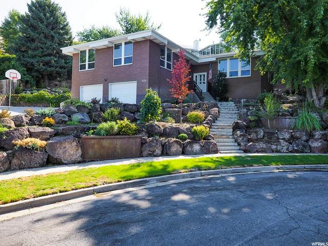 1452 N Easthills Cir, Bountiful, UT 84010 (#1697705) :: Colemere Realty Associates