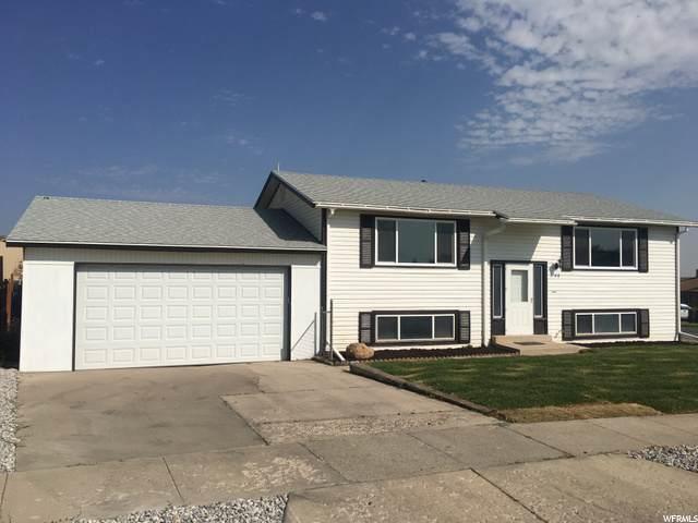 3748 S Paine Rd, Magna, UT 84044 (#1697719) :: Big Key Real Estate