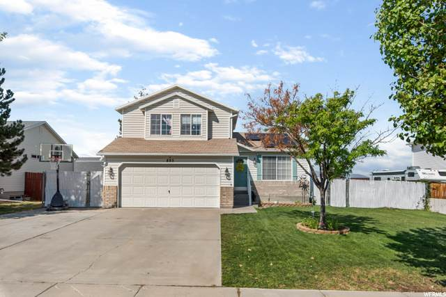 895 N 310 E, Tooele, UT 84074 (#1697741) :: Big Key Real Estate