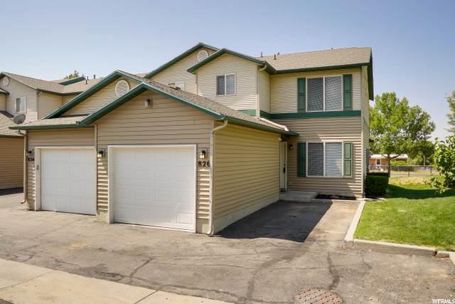 826 E 760 N, Ogden, UT 84404 (MLS #1697767) :: Lookout Real Estate Group