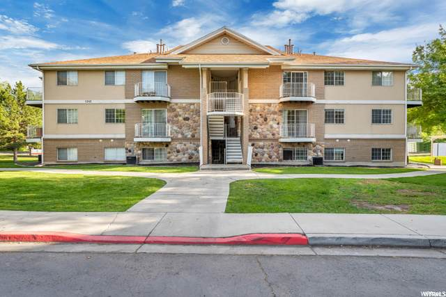 1245 Riverside Ave #44, Provo, UT 84604 (#1697778) :: Doxey Real Estate Group