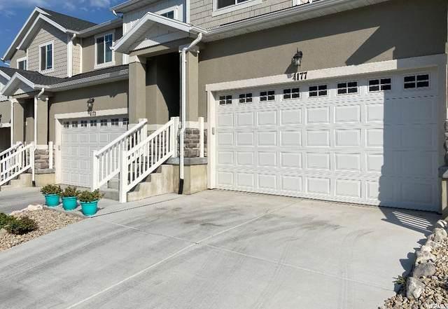 4177 W Shade Hill Ln S, Herriman, UT 84065 (MLS #1697783) :: Lookout Real Estate Group