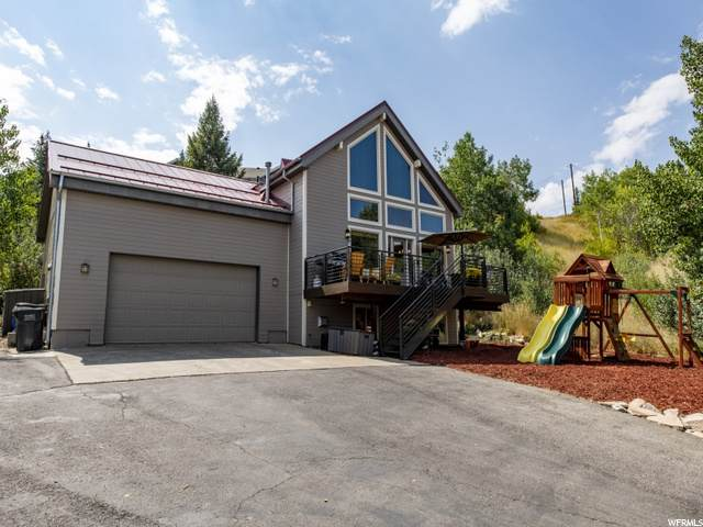 450 Aspen Dr, Park City, UT 84098 (#1697831) :: RE/MAX Equity