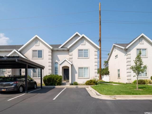 1190 W 1080 N, Pleasant Grove, UT 84062 (MLS #1697861) :: Lookout Real Estate Group