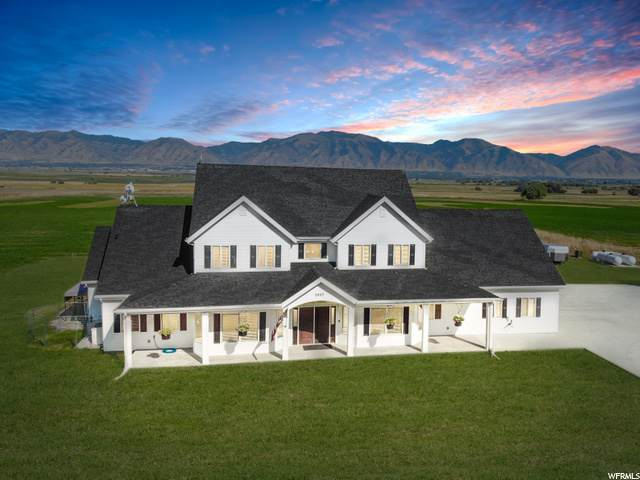 5923 W 320 N, Mendon, UT 84325 (#1697862) :: Powder Mountain Realty