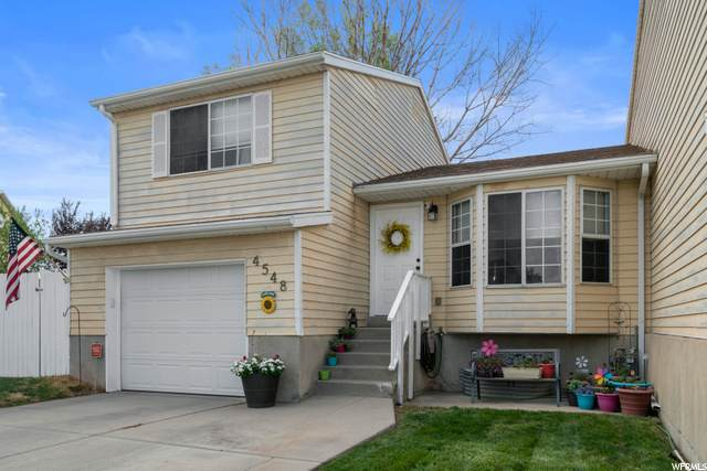 4548 W Barrington Dr, West Jordan, UT 84088 (MLS #1697884) :: Lookout Real Estate Group