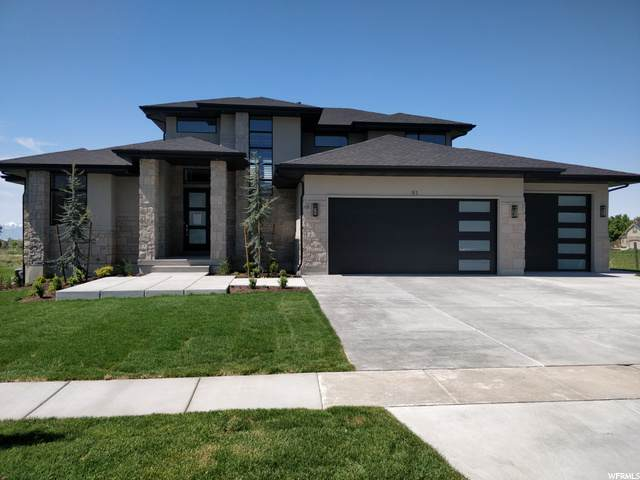 91 N Morning Mist Ln, Kaysville, UT 84037 (#1697893) :: Belknap Team
