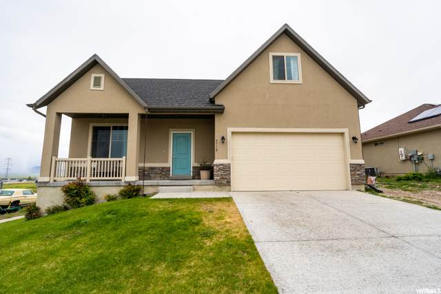 2719 E Clarkstone N, Eagle Mountain, UT 84005 (#1697902) :: Zippro Team