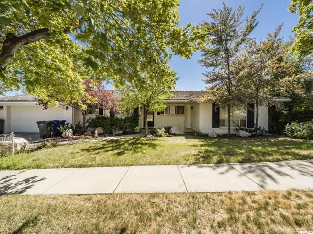 512 E North Hills Dr, Salt Lake City, UT 84103 (#1697907) :: Gurr Real Estate