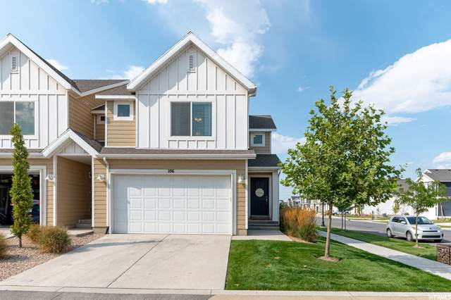 106 E Harmony Ct, Saratoga Springs, UT 84045 (MLS #1697919) :: Lookout Real Estate Group