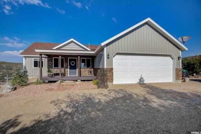 1350 Cedar Bark Ln, Heber City, UT 84032 (#1697951) :: Doxey Real Estate Group