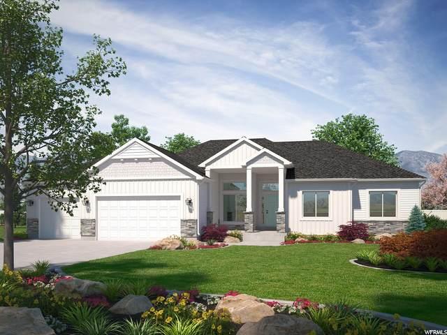 4050 W 2375 S. S, Ogden, UT 84401 (#1697977) :: Gurr Real Estate