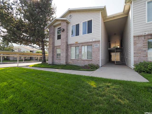 1158 E 6600 S #7, Cottonwood Heights, UT 84121 (#1697999) :: Colemere Realty Associates