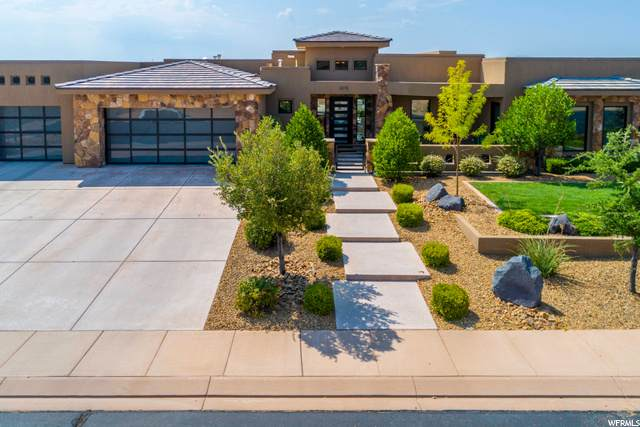 2215 W Luna Cir W, St. George, UT 84770 (#1698012) :: Utah Best Real Estate Team | Century 21 Everest