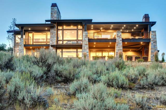 8947 N Promontory Ridge Dr, Park City, UT 84098 (#1698052) :: Big Key Real Estate