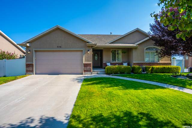 5176 W Heartland Cv S, Herriman, UT 84096 (MLS #1698103) :: Lookout Real Estate Group