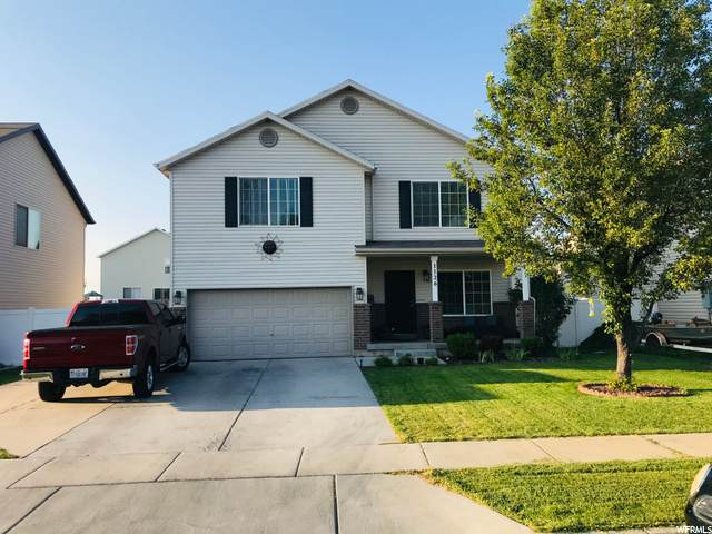 1126 W 350 S, Spanish Fork, UT 84660 (#1698120) :: Doxey Real Estate Group
