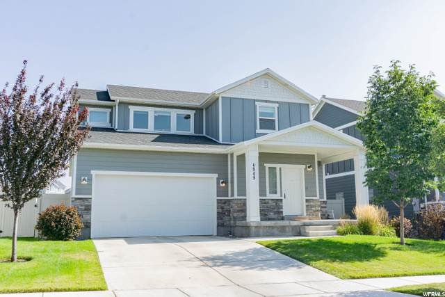 4949 E Sagebrush Ln, Eagle Mountain, UT 84005 (#1698149) :: goBE Realty