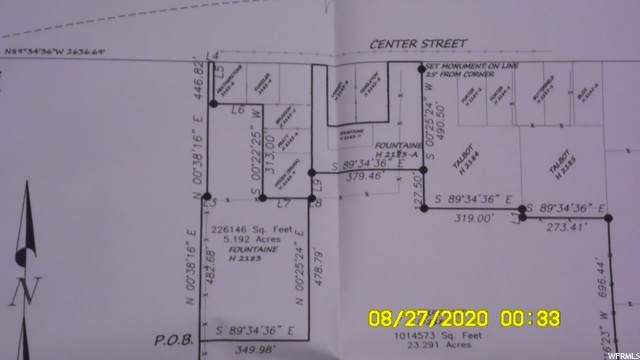 490 W Center St, Hinckley, UT 84635 (#1698158) :: Big Key Real Estate