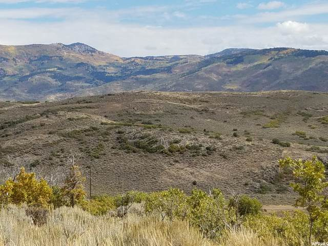 60 Corral Rd, Kamas, UT 84036 (MLS #1698179) :: High Country Properties