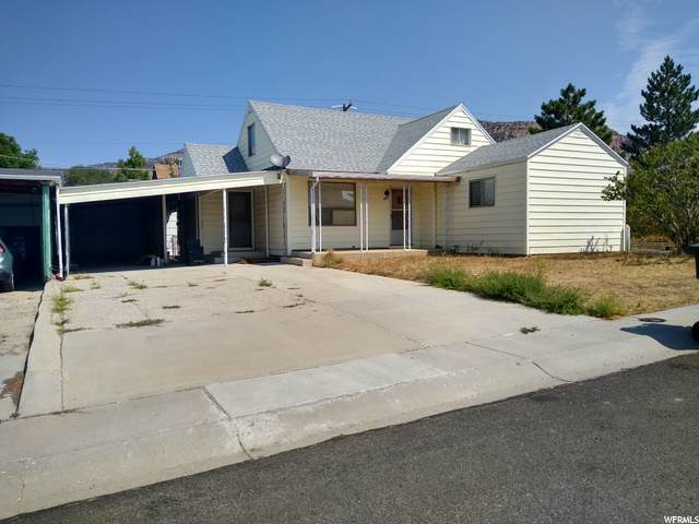 349 Columbia Dr, East Carbon, UT 84520 (#1698189) :: Gurr Real Estate