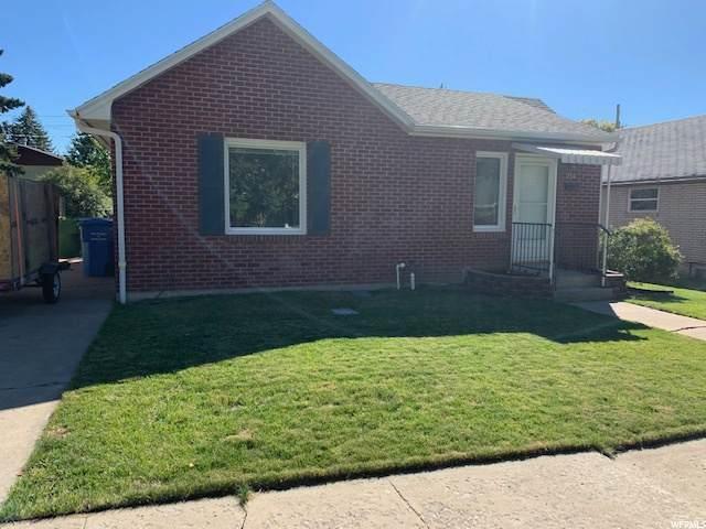 256 E 600 N, Logan, UT 84321 (#1698200) :: Big Key Real Estate