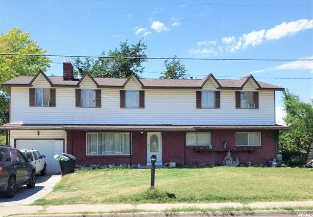 2155 N 250 W, Sunset, UT 84015 (#1698215) :: McKay Realty