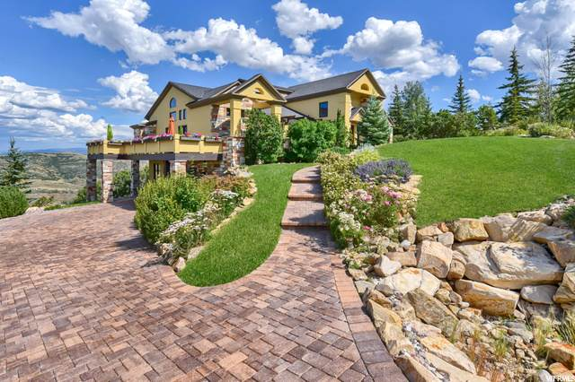 7084 Pinecrest Dr, Park City, UT 84098 (#1698268) :: goBE Realty