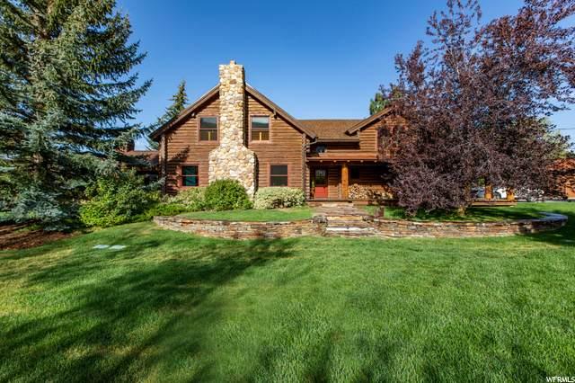 4905 N Boulderville Rd, Oakley, UT 84055 (MLS #1698269) :: High Country Properties
