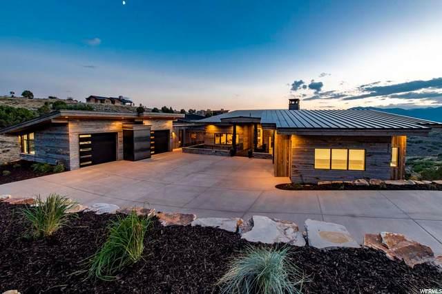 2394 E La Sal Peak Dr #500, Heber City, UT 84032 (#1698346) :: Doxey Real Estate Group