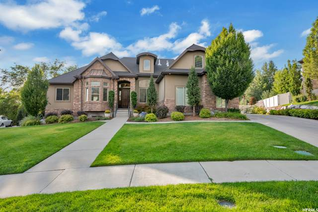 377 N Hunters Ridge Cir E, Alpine, UT 84004 (#1698381) :: Belknap Team