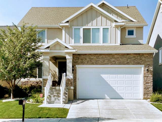 13254 S Meadowside Dr, Herriman, UT 84096 (#1698416) :: Doxey Real Estate Group
