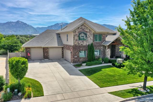9193 S Hidden Peak Dr W, West Jordan, UT 84088 (#1698424) :: Red Sign Team