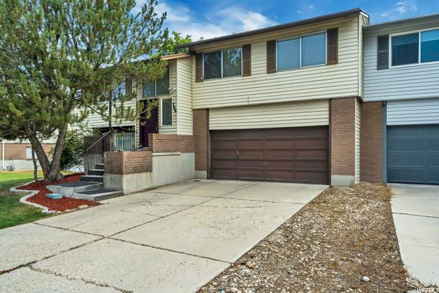 756 E Whispering Pine Dr S, Murray, UT 84107 (MLS #1698443) :: Lookout Real Estate Group