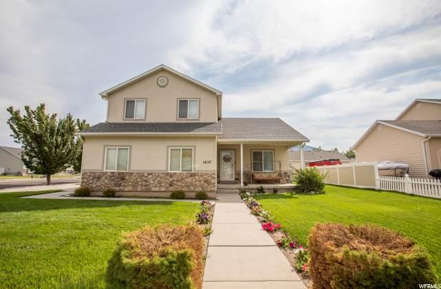 1657 S 2410 E, Spanish Fork, UT 84660 (#1698447) :: Big Key Real Estate