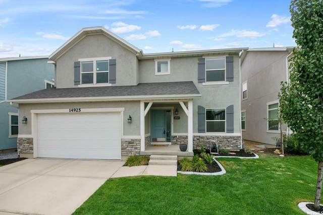 14925 S Hidden Falls Way, Bluffdale, UT 84065 (#1698471) :: Colemere Realty Associates