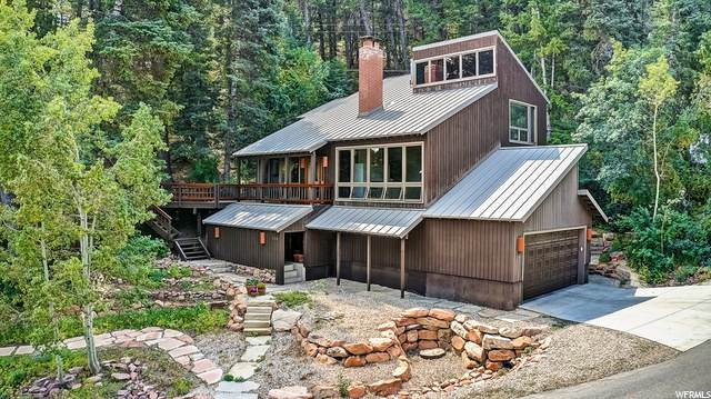 115 Parkview Cir, Park City, UT 84098 (#1698482) :: goBE Realty