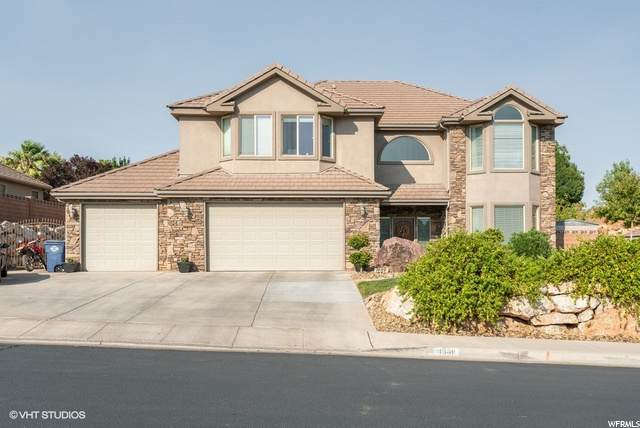 1989 E Westcliff Dr, St. George, UT 84790 (#1698486) :: Powder Mountain Realty