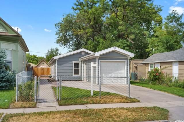 333 N Marion St, Salt Lake City, UT 84116 (#1698490) :: goBE Realty
