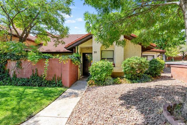 301 S 1200 E #30, St. George, UT 84790 (MLS #1698511) :: Lookout Real Estate Group