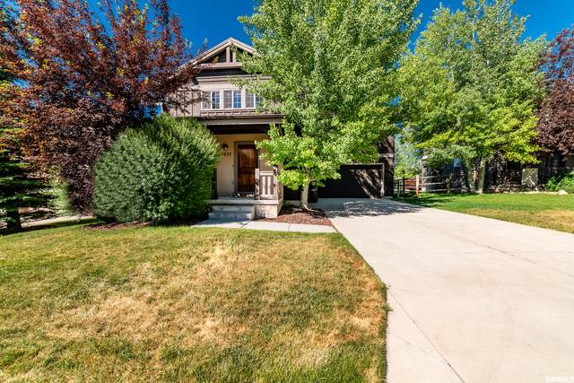 1237 Foxcrest Dr E #564, Park City, UT 84098 (MLS #1698555) :: High Country Properties