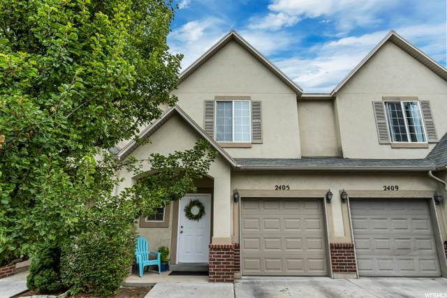 2405 S White Village Ct, West Valley City, UT 84119 (MLS #1698561) :: Lookout Real Estate Group