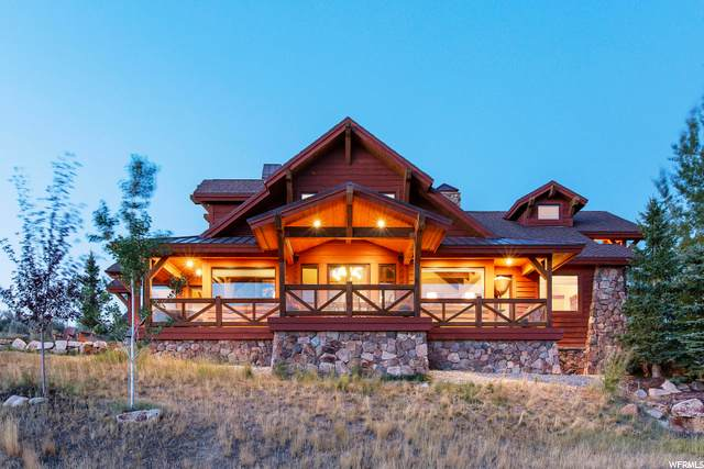 2837 E Westview Trl, Park City, UT 84098 (#1698582) :: Colemere Realty Associates